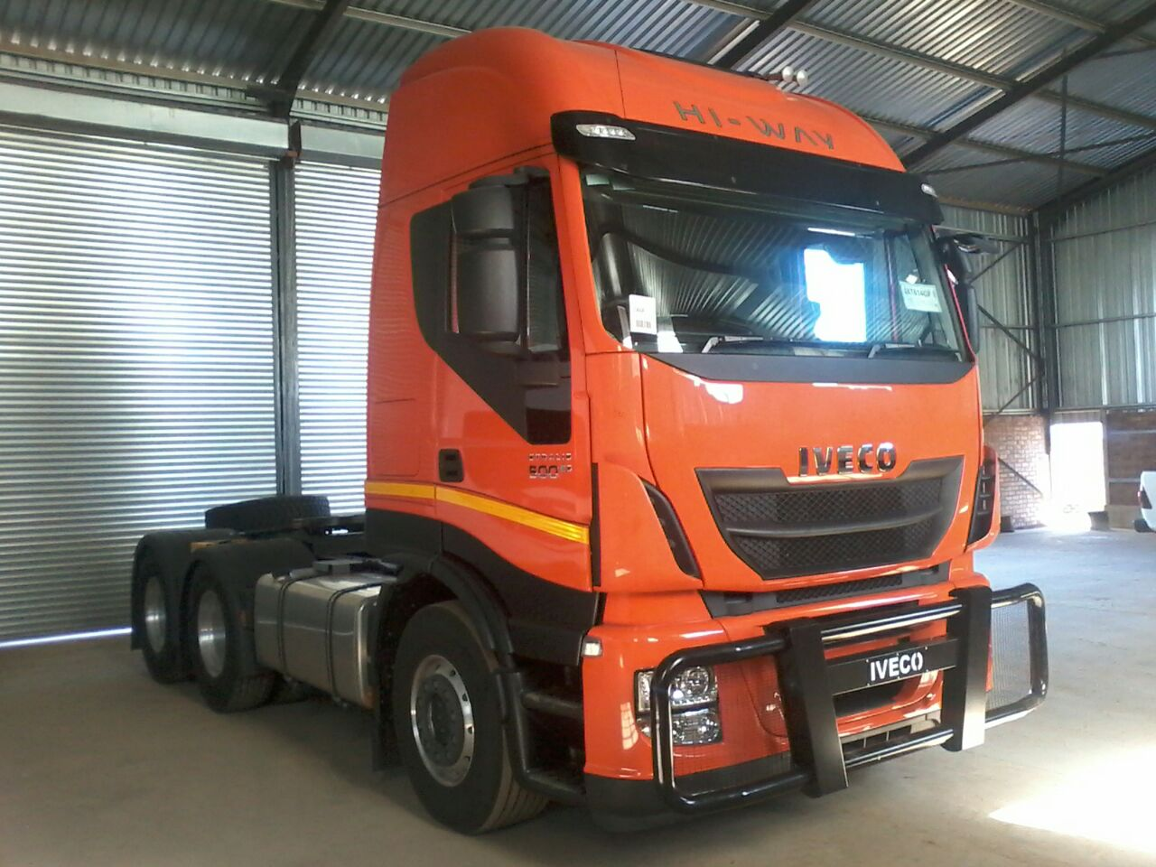 Iveco Horse